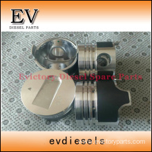MITSUBISHI engine parts piston S4L piston ring